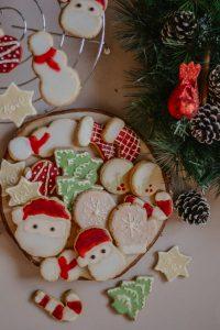 recette Mes sablés de Noël