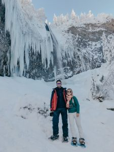 la grande cascade Mont dore