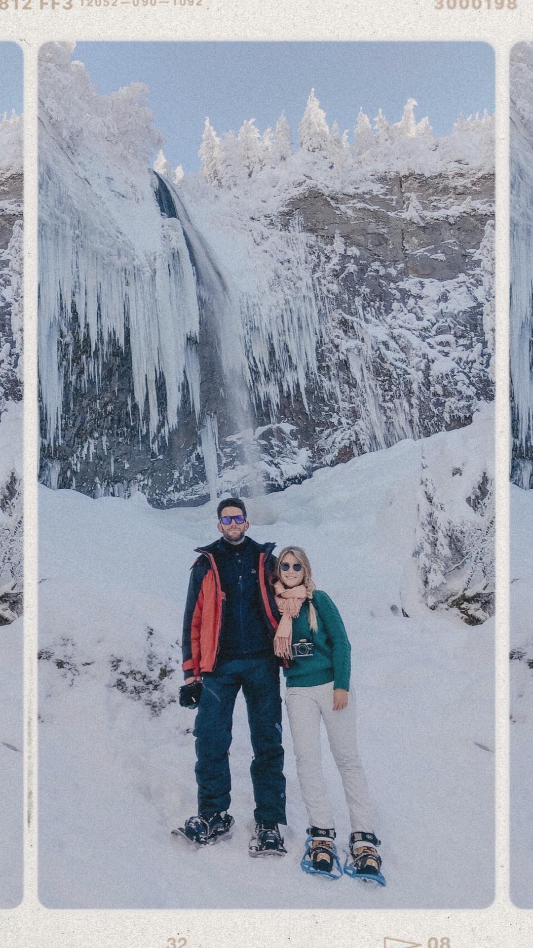 Grande cascade - Mont-dore